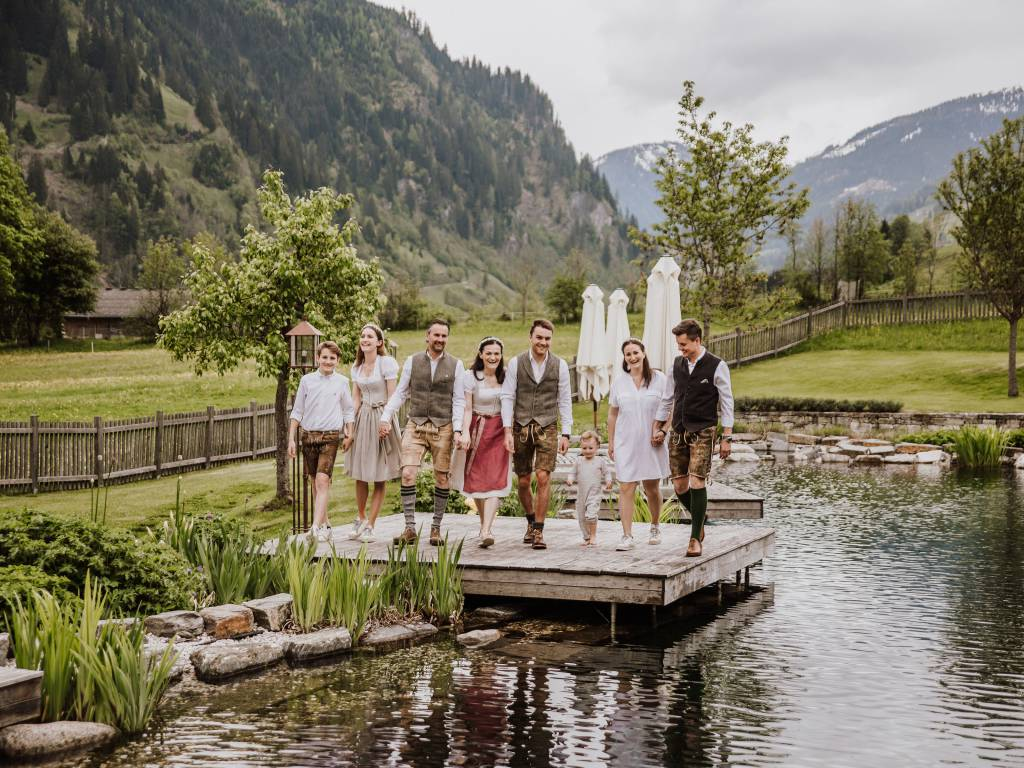 Harbachhtte, 1.750 m Tourismusverband Groarltal